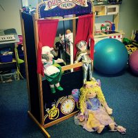 Puppets - Play Therapy