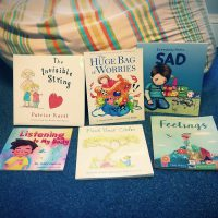 Selection of books for children - Child Therapy