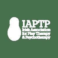 IAPTP Logo White